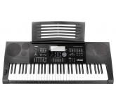 Casio CTK-6200, синтезатор, 61 клавиша (фортепианного типа), полифония: 48, тембры: 700 встроенных,