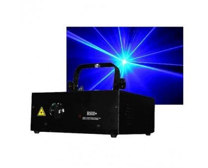 BigDipper B500+ твердотельный лазер с диоидной накачкой, голубой, 500 мВт, способ управления звуково