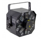 INVOLIGHT Ventus XXL LED световой эффект 4 в 1, RGBWA+UV, RGB+UV, лазер, строб, DMX-512