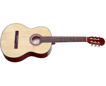 MARTINEZ C-92 A/N классическая  гитара, верхняя дека - ель, нижняя дека и обечайка - махагон, цвет н