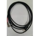 LVN LMC202.034.054 кабель симметричный, разъёмы Ampero, цвет чёрный, длина 5 м.