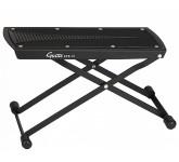Guitto GFR-01 подставка под ногу гитариста. 6 позиций высоты. Высота: 185-263мм. Цвет: черный. Разме