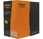 Exegate UTP 5e (305m) кабель UTP, медь, одножильный, 4 пары 31937