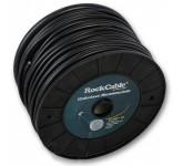 Rockcable RCL10300 D6 BLK  кабель микрофонный балансный, витой медный экран, O=6мм, черный