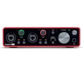 FOCUSRITE Scarlett 2i2 3rd Gen аудио интерфейс USB, 2 входа/2 выхода