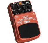 Behringer BSY600 педаль эффектов, cинтезатор  для бас-гитар