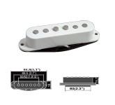 Belcat BS01-N-box датчик для электрогитары, single 6 точек, NECK, FA, 52мм, в коробке.