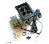 SOHO EQ-TR темброблок активный, гитарный, регулировки: 2T+1V, 9V, блистер.