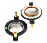 "TSDD 1,75"" (44 мм) Replacement Diaphragm Voice coil  NP ремкомплект ВЧ-драйвера (мембрана), никелиро"