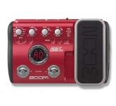 Zoom B-2.1U процессор бас гитары/педаль/USB/96 kHz, 24 bit A/D/A, 32bit, 20-40kHz, 120dB/16 amp/stom