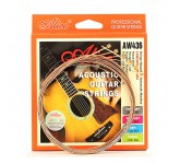 Alice AW436-SL комплект струн для акустической гитары, фосфорная бронза, 11-52 AW436-SL