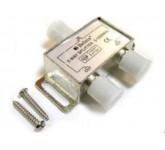 Belsis BW1602 разветвитель (сплиттер) высокочастотный (5-1000 МГц) для F-разъема на 2 направления BW