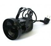 EuroDJ PAR-36 B мини-парблайзер, чёрный корпус, для лампы-фары 4515 6В-30Вт
