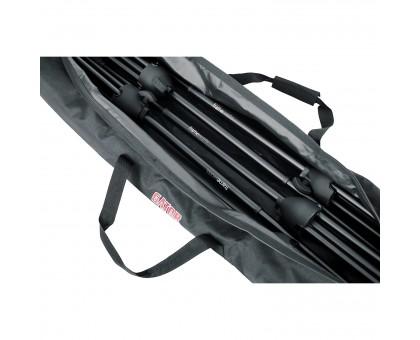 GATOR GPA-SPKSTDBG-50 нейлоновая сумка для переноски 2-х спикерных стоек или 6-ти микрофонных. Прочн