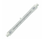 GE 91436 /K9 300W CL R7s-15 117mm лампа галогенная