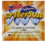La Bella C800 Criterion комплект струн для классической гитары, нормального натяжения. Верхние струн