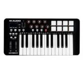M-Audio Oxygen 25 USB MIDI-Клавиатура, 25 клавиш, портативный контроллер програмного обеспечения, 8