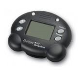 Musedo M-12 метроном элекnронный на прищепке , ЖК дисплей, LED индикация, регул. громкости, авто вык