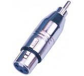 SOUNDKING CA312  XLR/RCA переходник XLR(F) - RCA 6900B