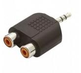 SOUNDKING CC310 переходник 2 х RCA(F) - мини джек стерео 69063