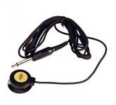 SOHO TP201 трансдьюсер  (пъезодатчик) с присоской, кабель 3м, джек 6.3, блистер TP201, SOHO TP201 тр