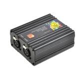 ЯRILO Sunlite2-1024 USB DMX контроллер совместимый с Sunlite Suite 2 с двумя выходами DMX-512 в мета